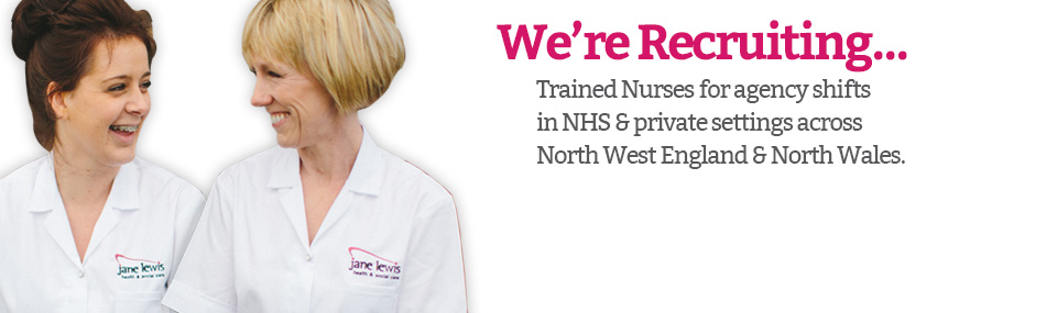 Jane Lewis Nursing Agency Jobs Chester