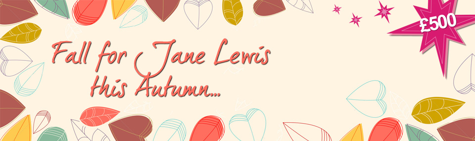 Fall for Jane Lewis